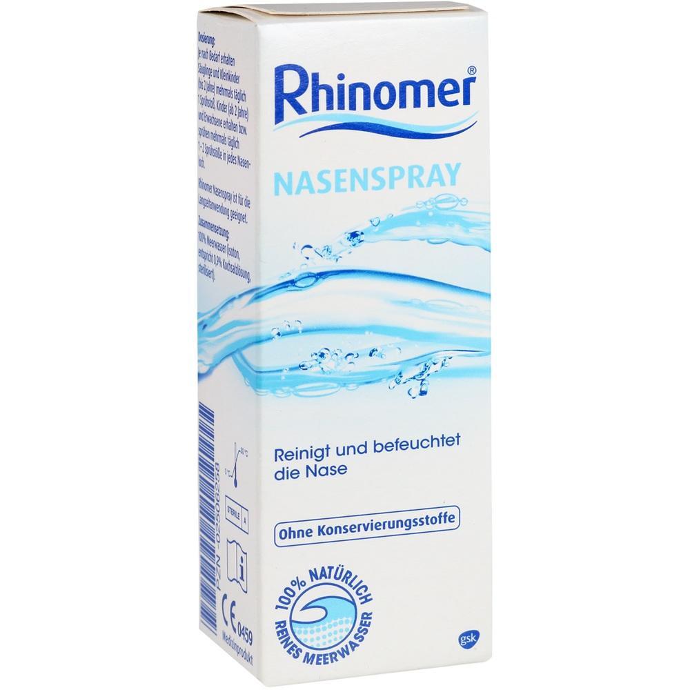 02506258, RHINOMER NASENSPRAY, 20 ML