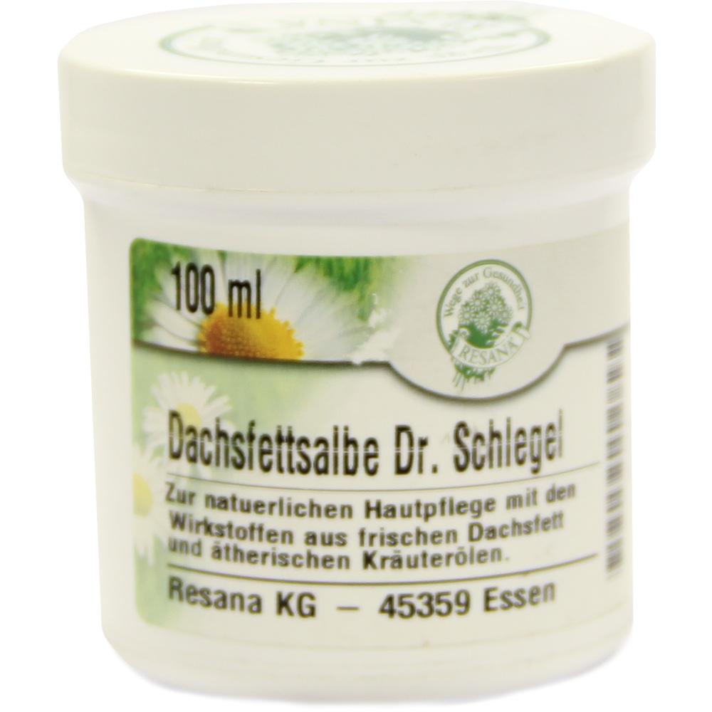 DACHSFETT Dr.Schlegel