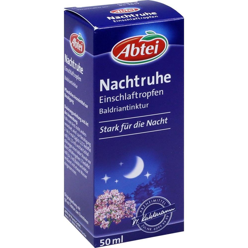 02559993, Abtei Nachtruhe Einschlaftropen, 50 ML