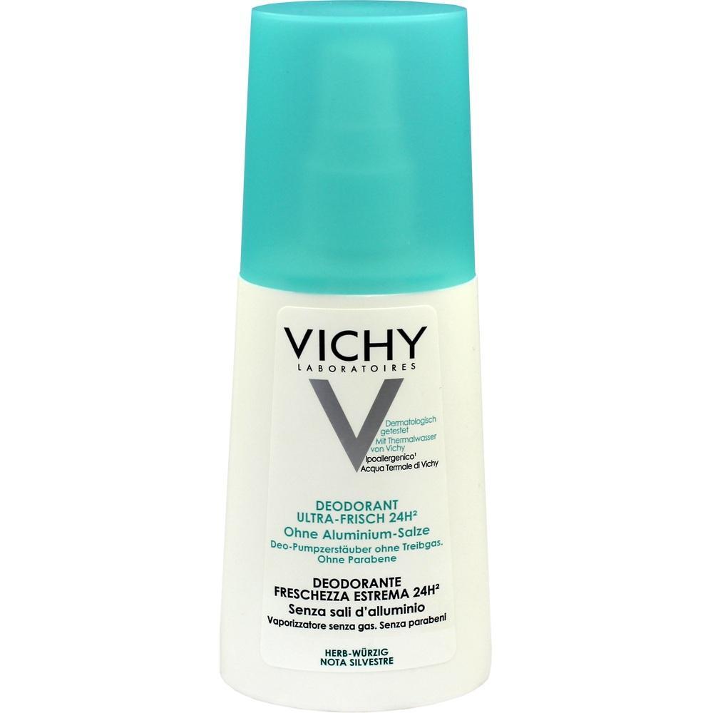 02578789, Vichy Deo Pumpzerstäuber herb/würzig NEU, 100 ML