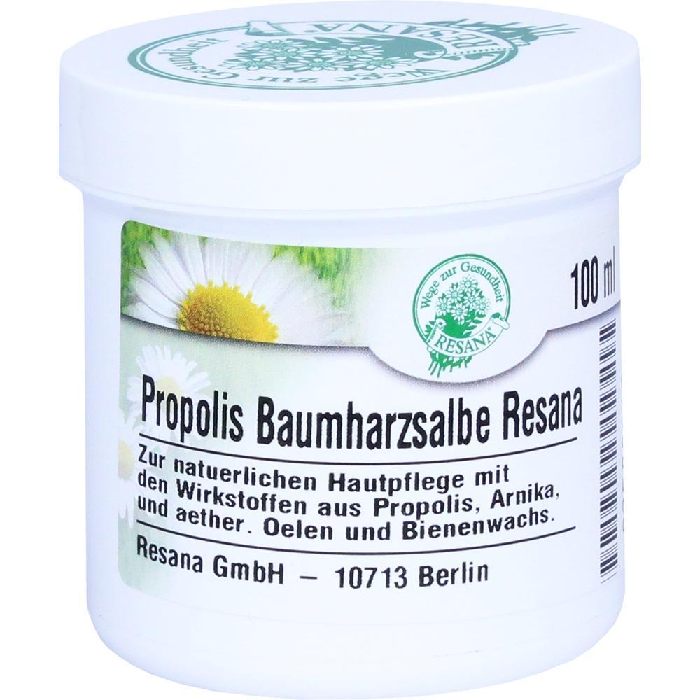 Resana GmbH PROPOLIS BAUMHARZ Salbe 02588919