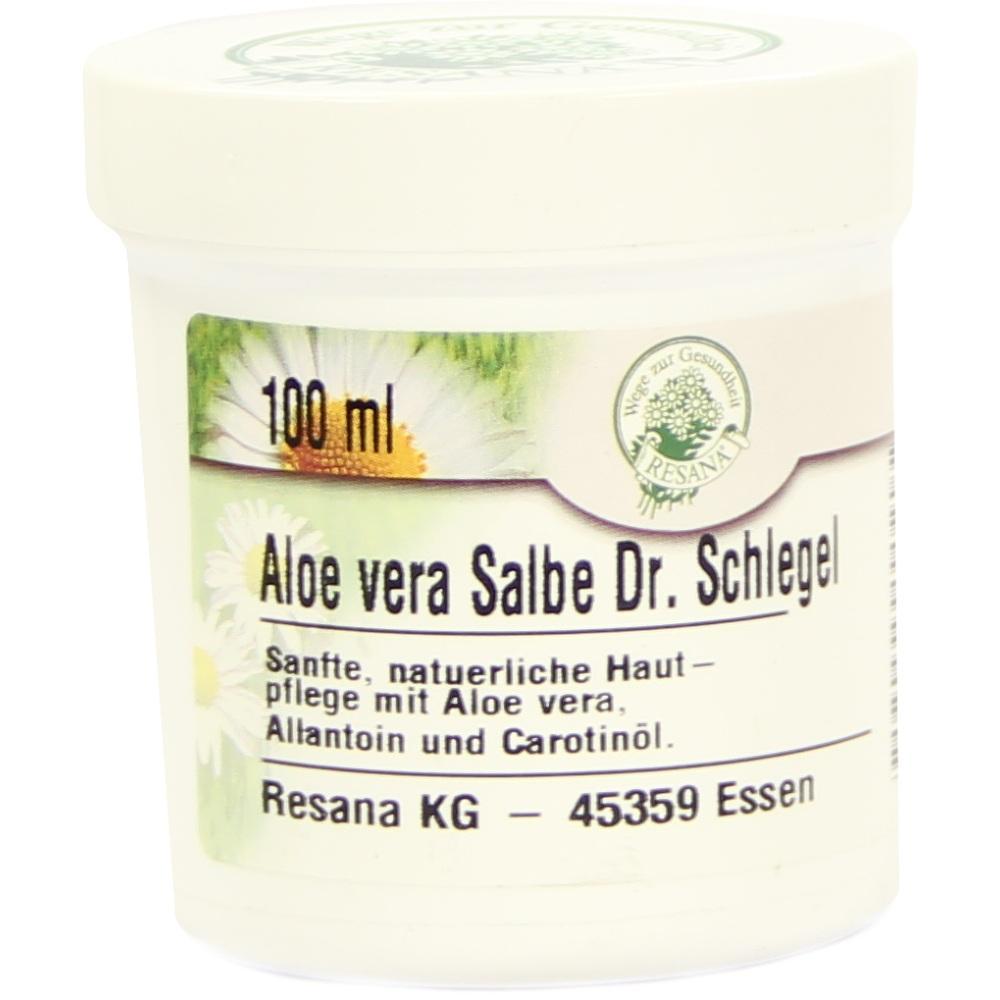 Resana GmbH ALOE VERA SALBE 02588925