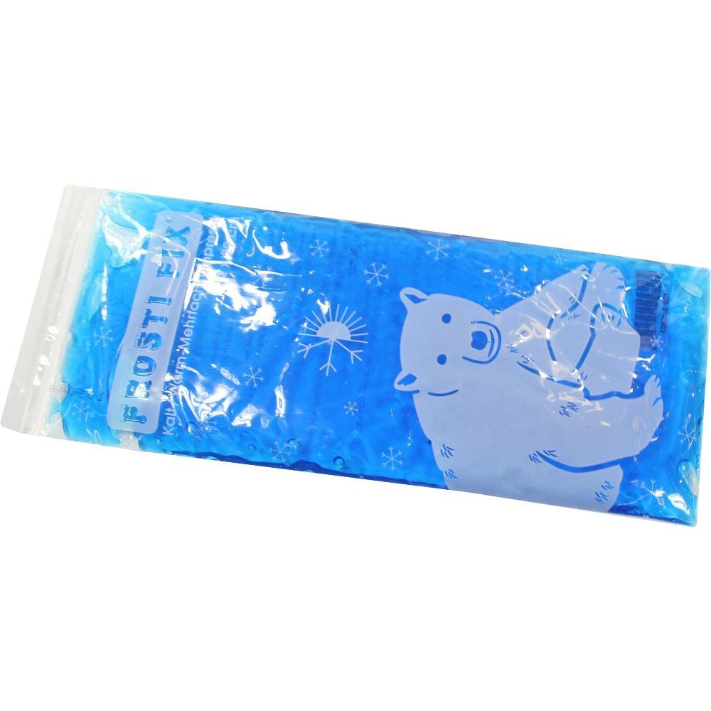 02592803, Kalt-Warm Kompresse 12x29cm blau Frosti Fix, 1 ST