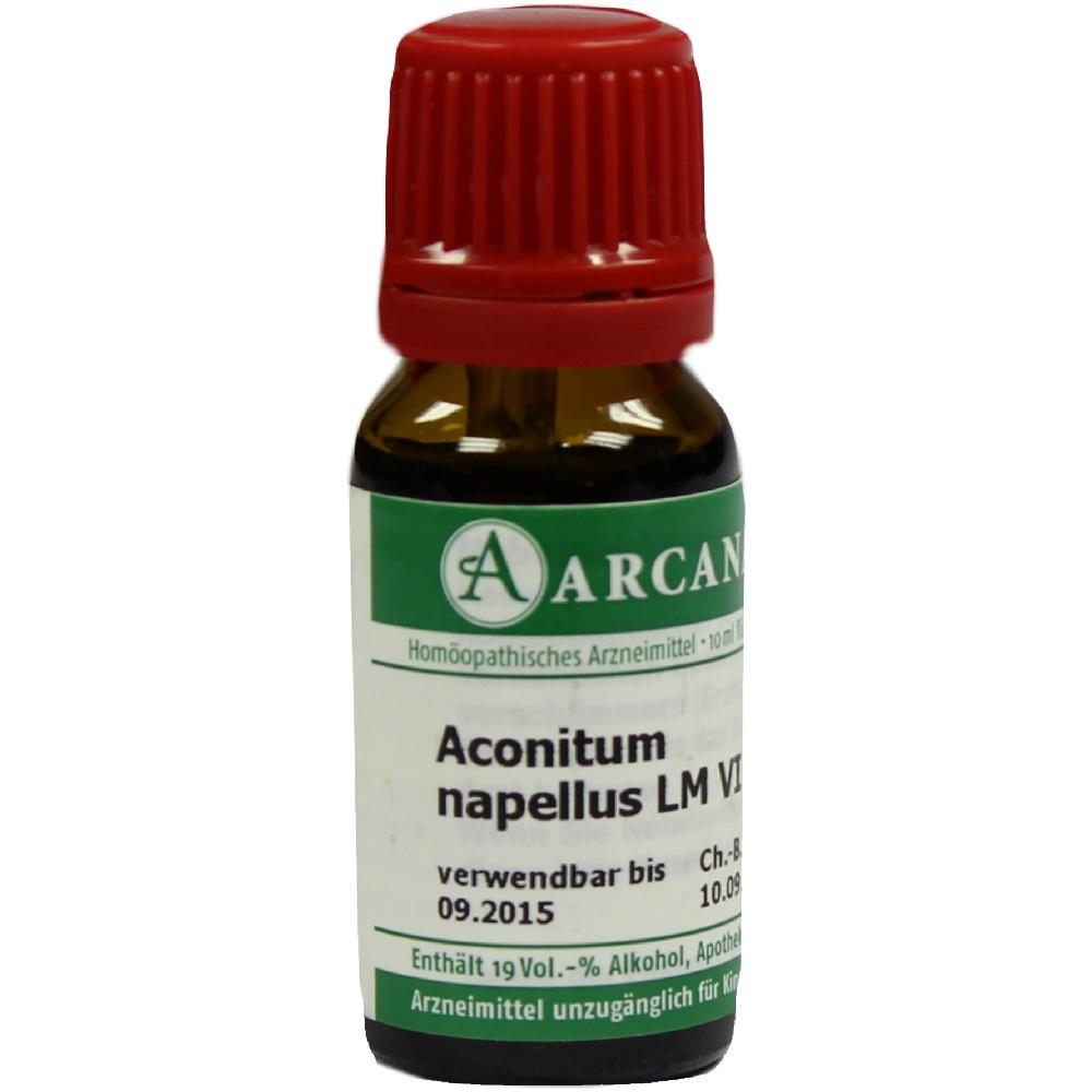 02600218, ACONITUM ARCA LM 6, 10 ML
