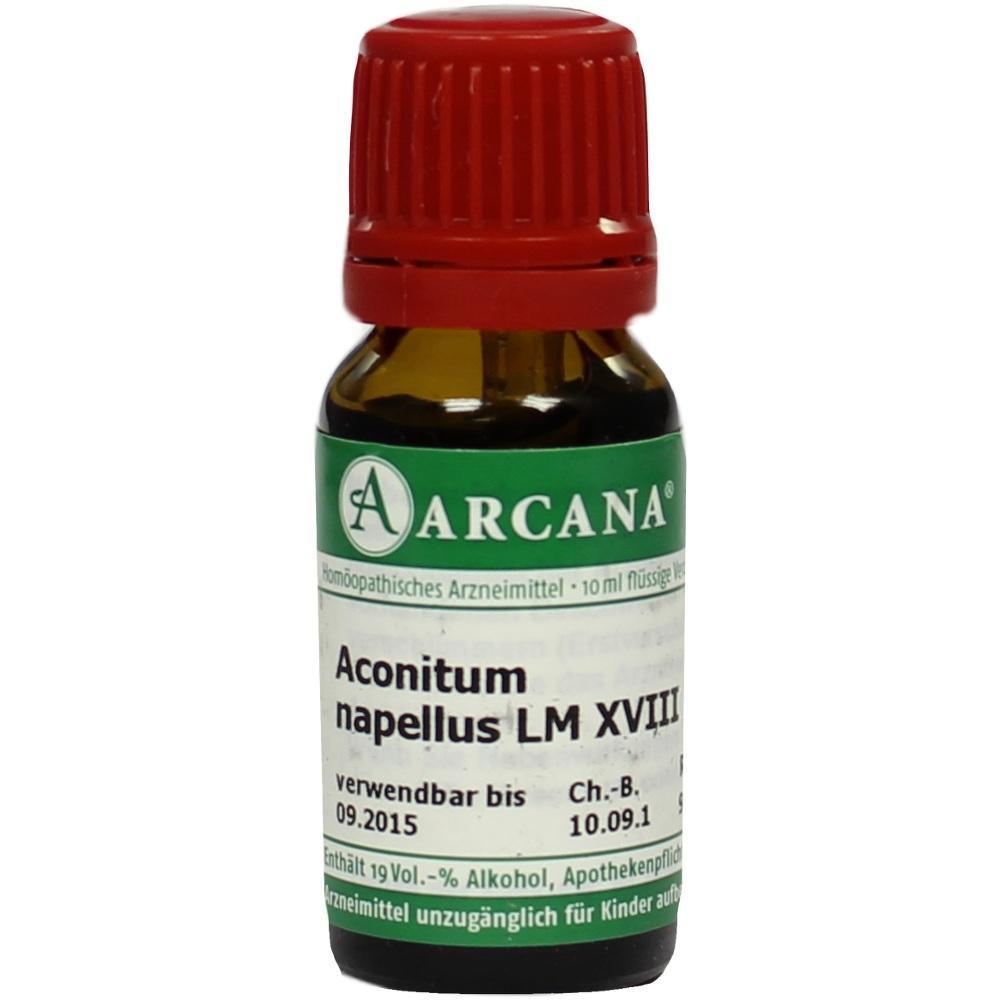 02600230, ACONITUM ARCA LM 18, 10 ML