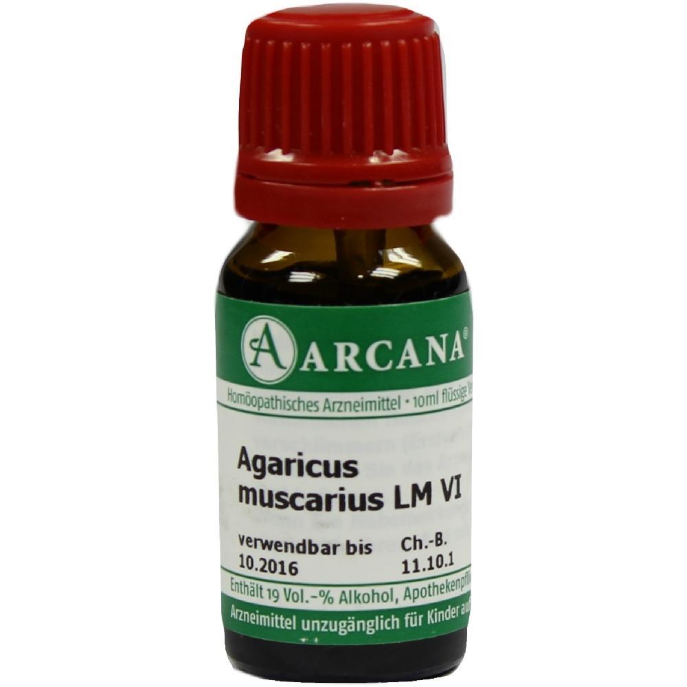 02600299, AGARICUS ARCA LM 6, 10 ML