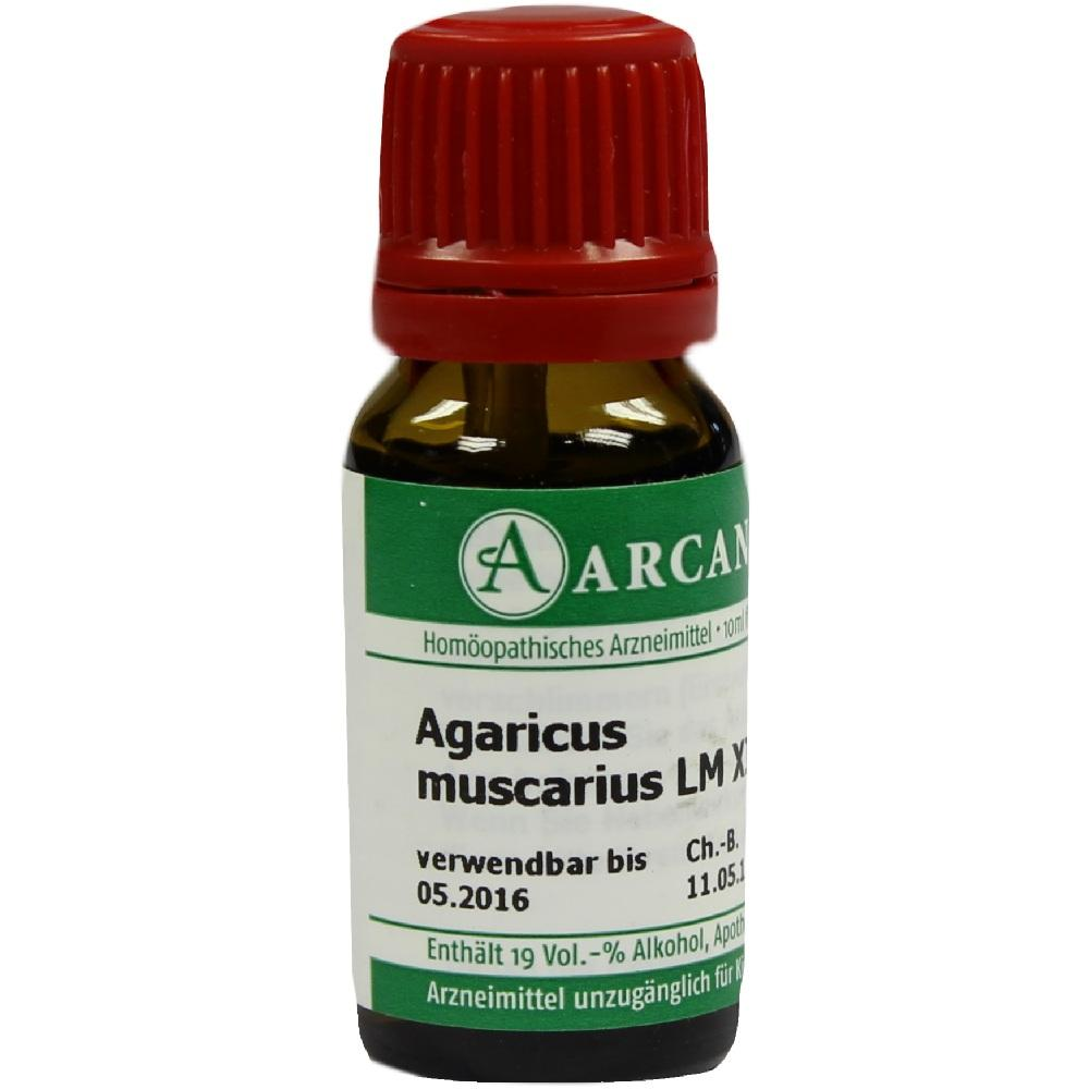 02600307, AGARICUS ARCA LM 12, 10 ML