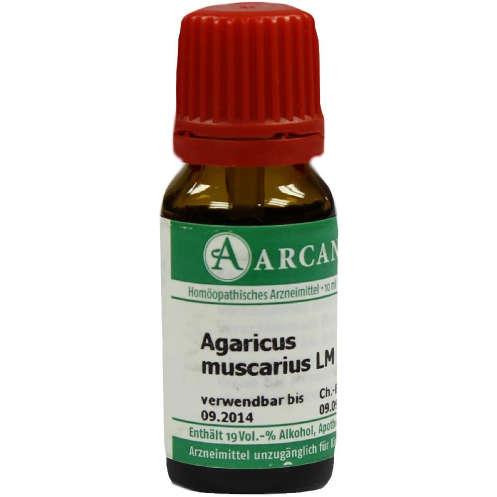 02600313, AGARICUS ARCA LM 18, 10 ML