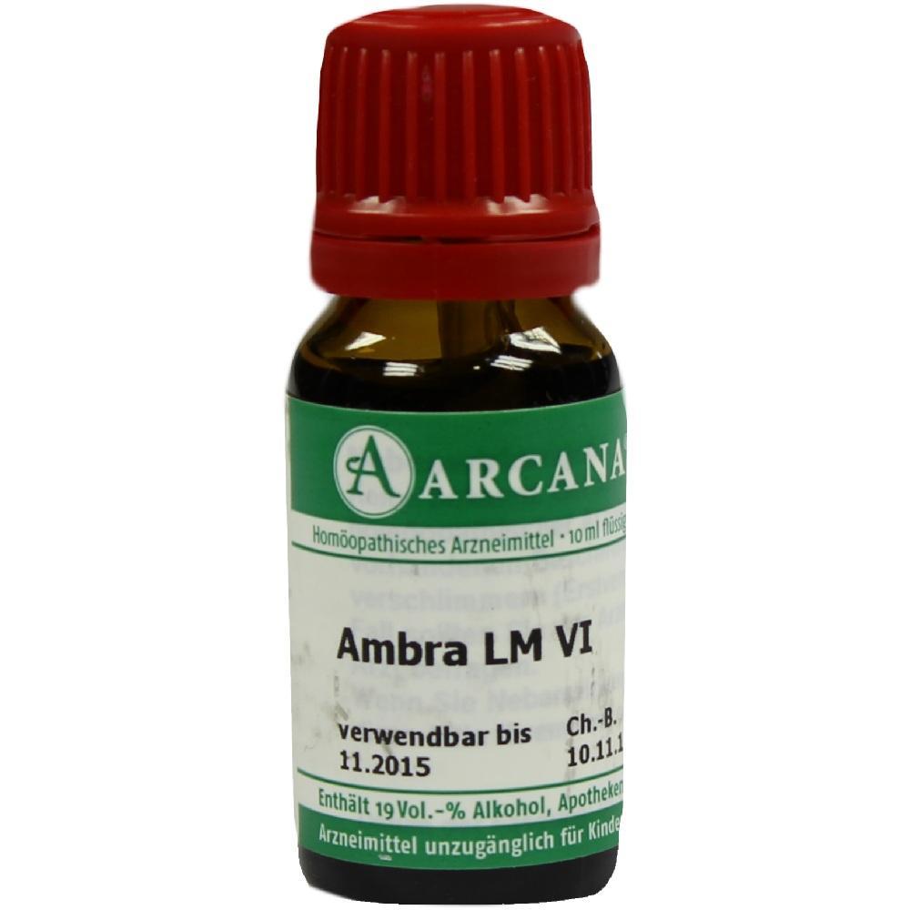 02600425, AMBRA ARCA LM 6, 10 ML