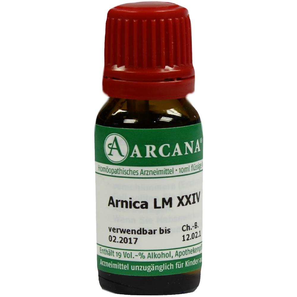 02600738, ARNICA ARCA LM 24, 10 ML