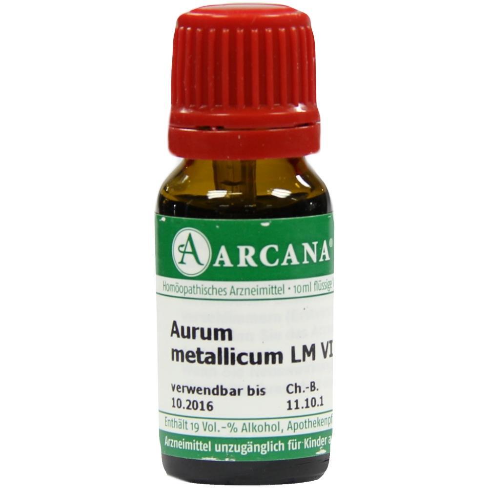 02600804, AURUM MET. ARCA LM 6, 10 ML