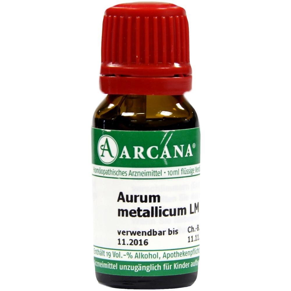 02600810, AURUM MET. ARCA LM 12, 10 ML