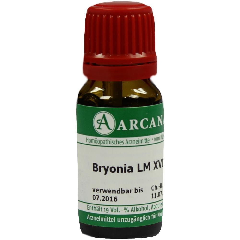 02601005, BRYONIA ARCA LM 18, 10 ML
