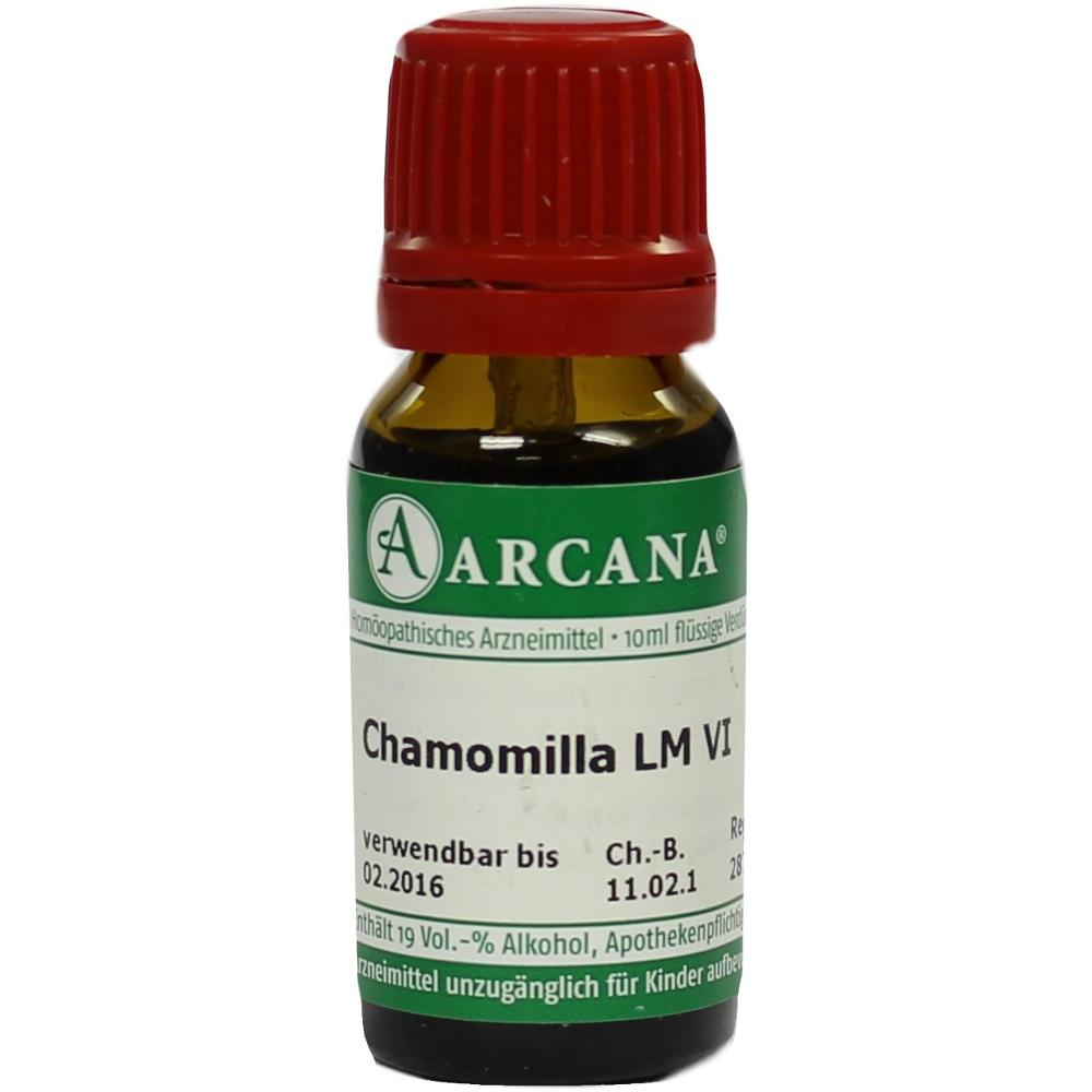 CHAMOMILLA LM 6 Dilution
