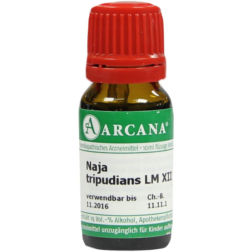 NAJA TRIPUDIANS LM 12 Dilution