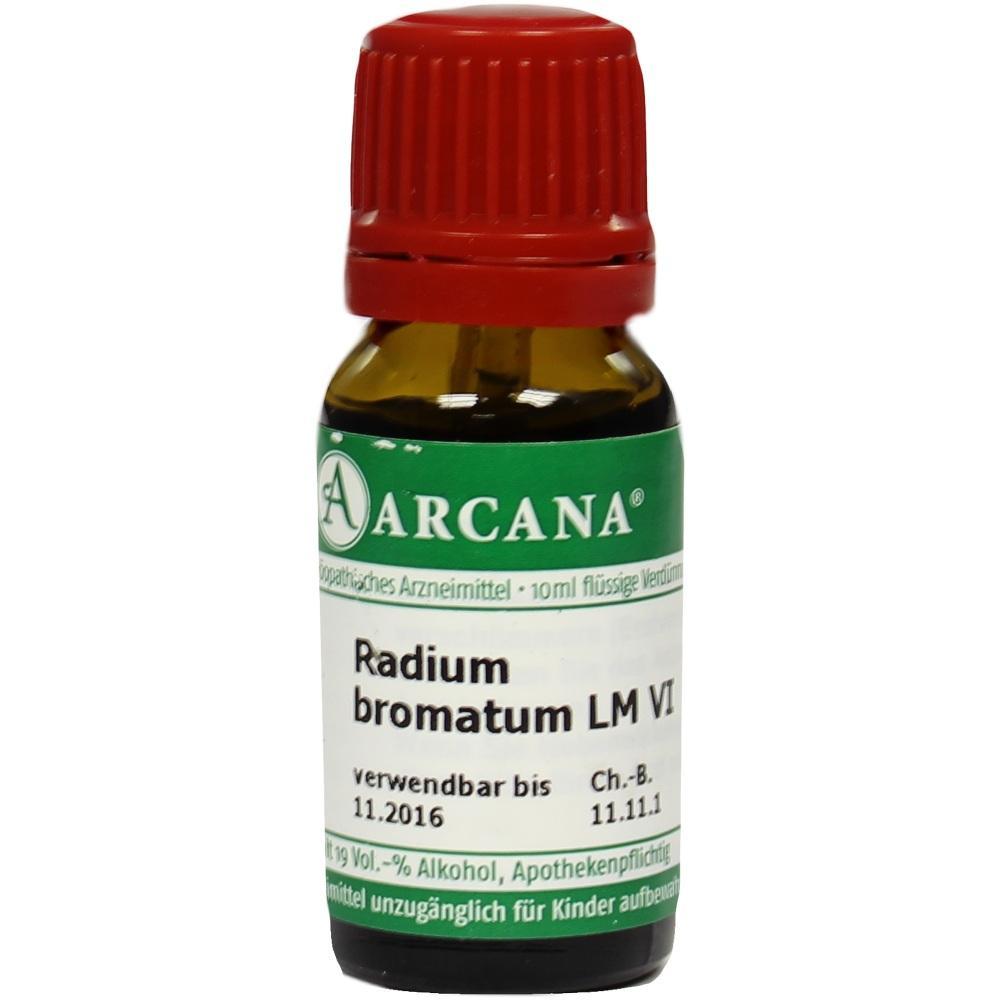 02603501, RADIUM BROMATUM ARCA LM 6, 10 ML