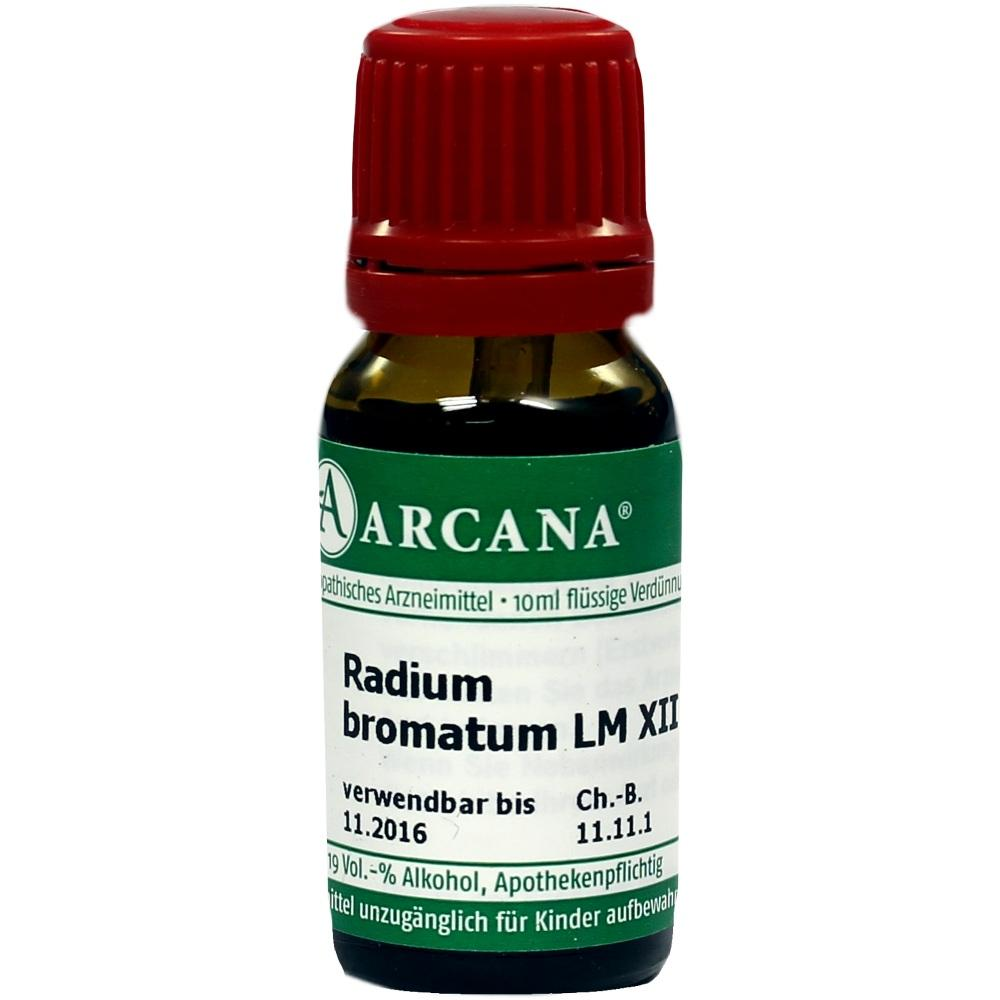 02603518, RADIUM BROMATUM ARCA LM 12, 10 ML
