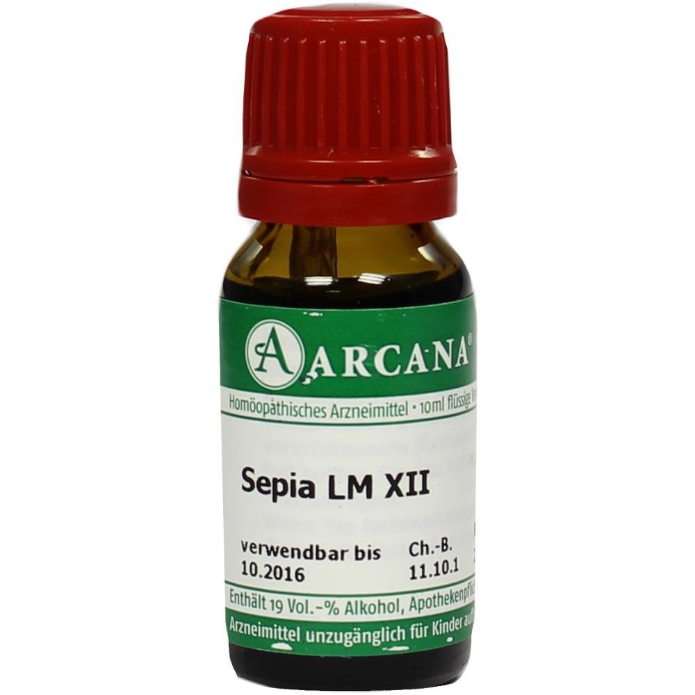 02603754, SEPIA ARCA LM 12, 10 ML
