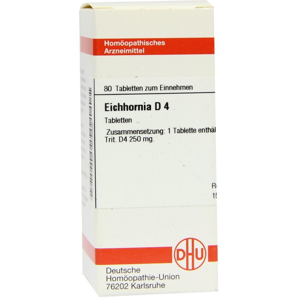EICHHORNIA D 4 Tabletten