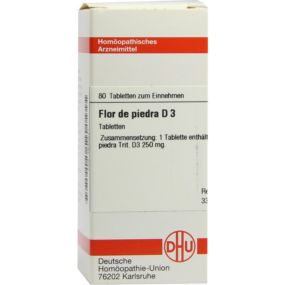 FLOR DE PIEDRA D 3 Tabletten