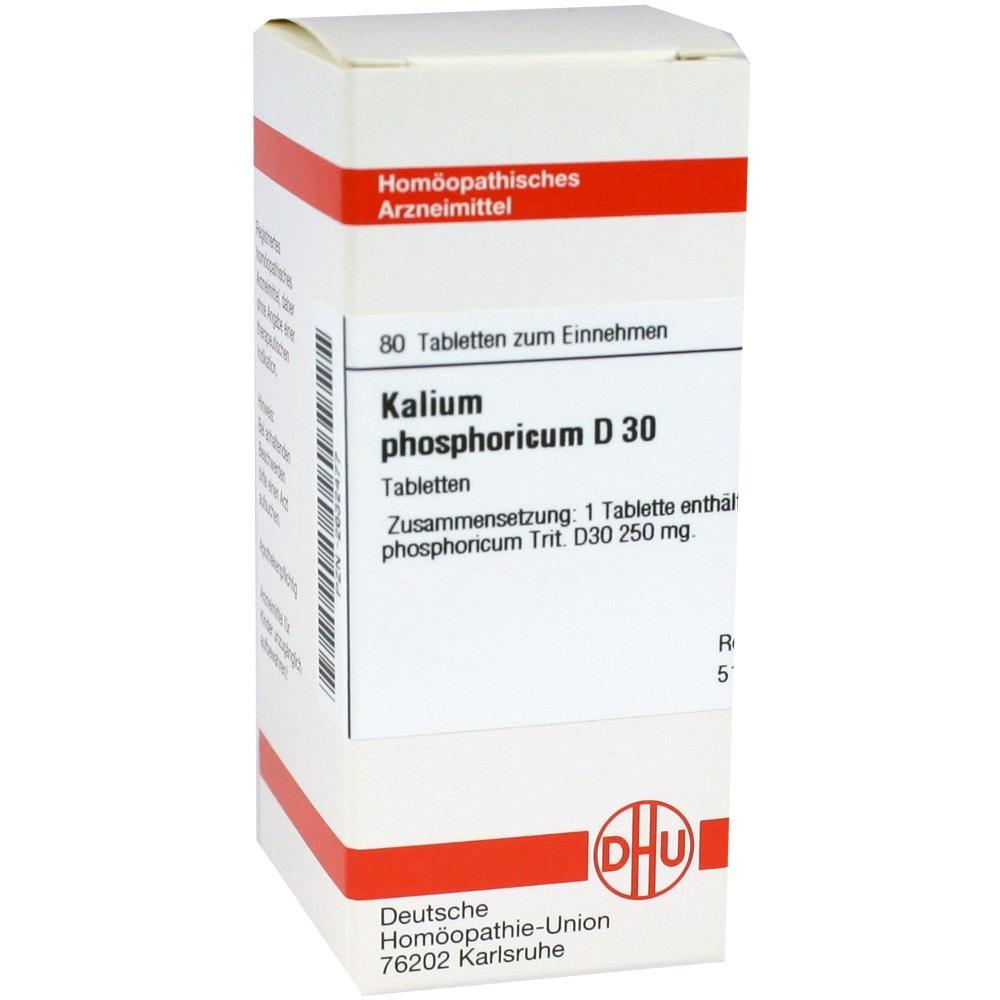 KALIUM PHOSPHORICUM D 30 Tabletten