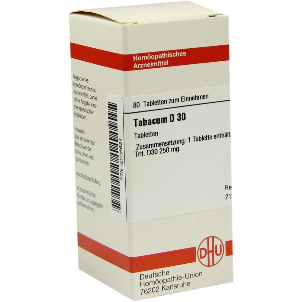 TABACUM D 30 Tabletten