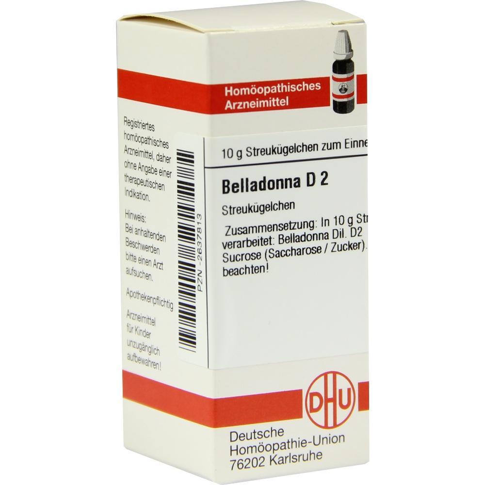 BELLADONNA D 2 Globuli