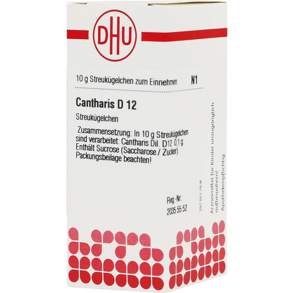 02637977, CANTHARIS D12, 10 G
