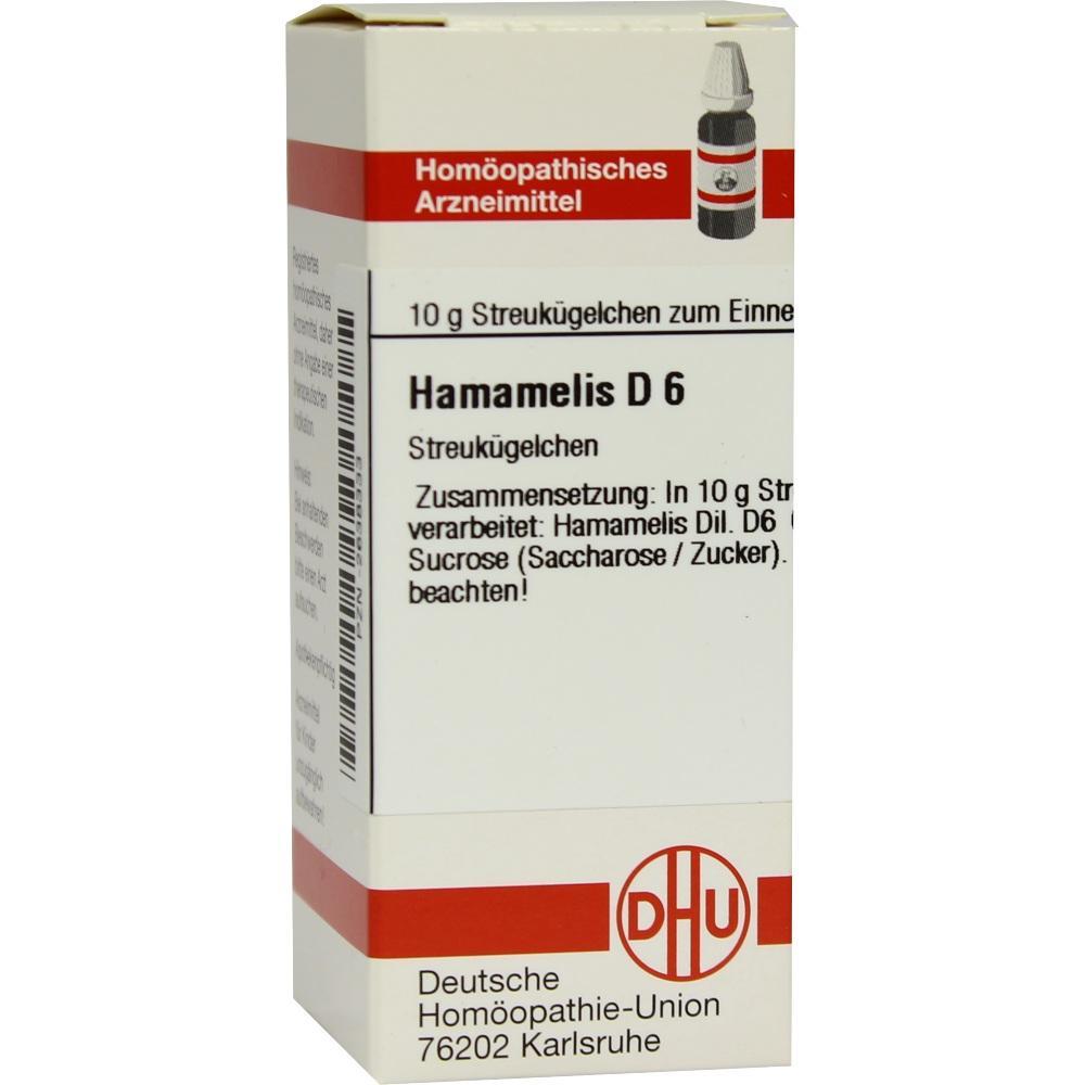 02638333, HAMAMELIS D 6, 10 G
