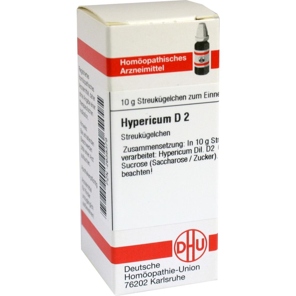 HYPERICUM D 2 Globuli