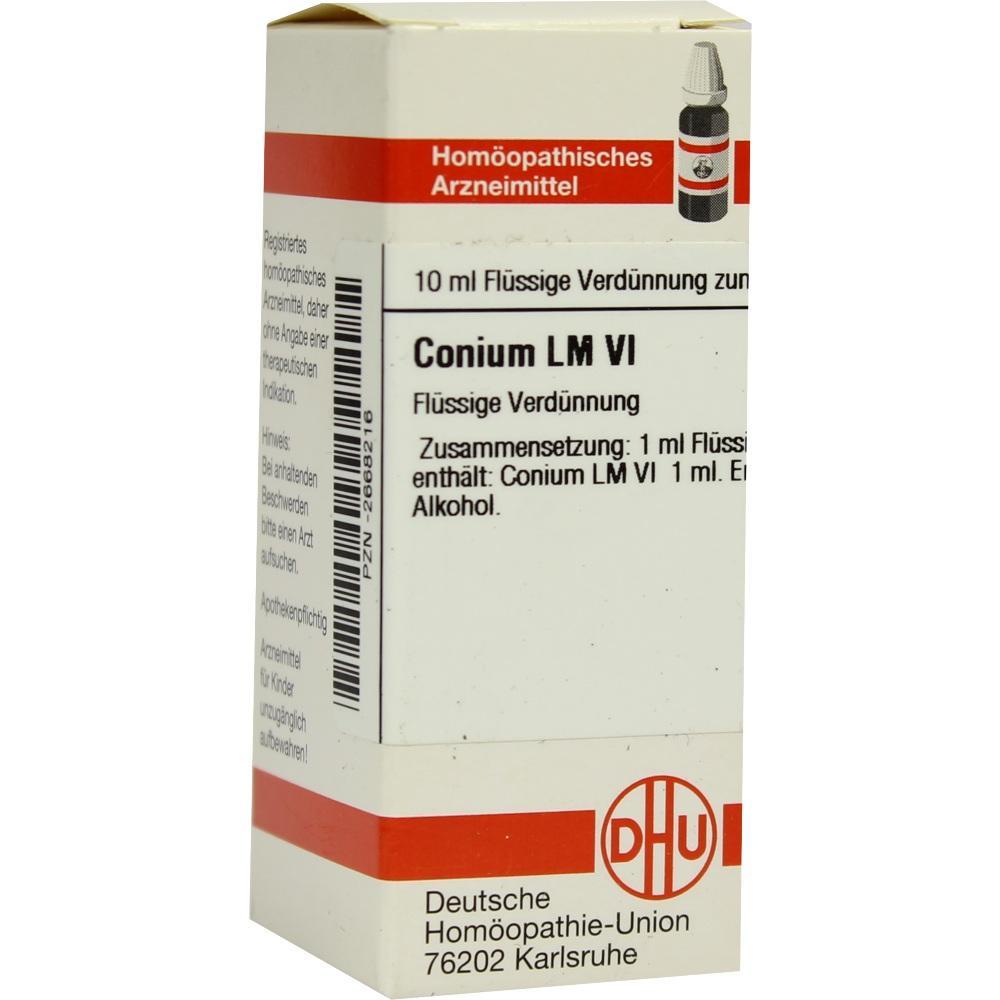 LM CONIUM VI Dilution