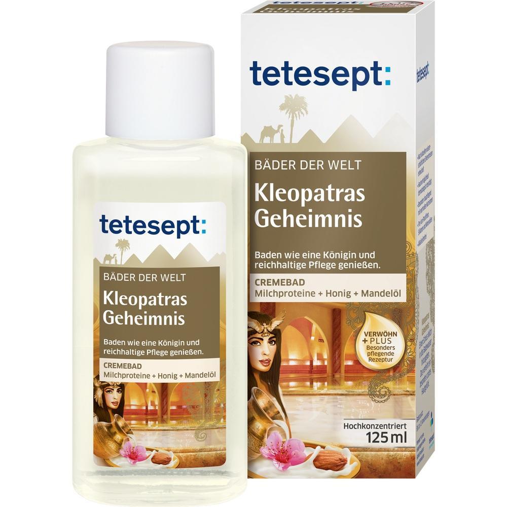 02681027, tetesept Kleopatras Geheimnis, 125 ML
