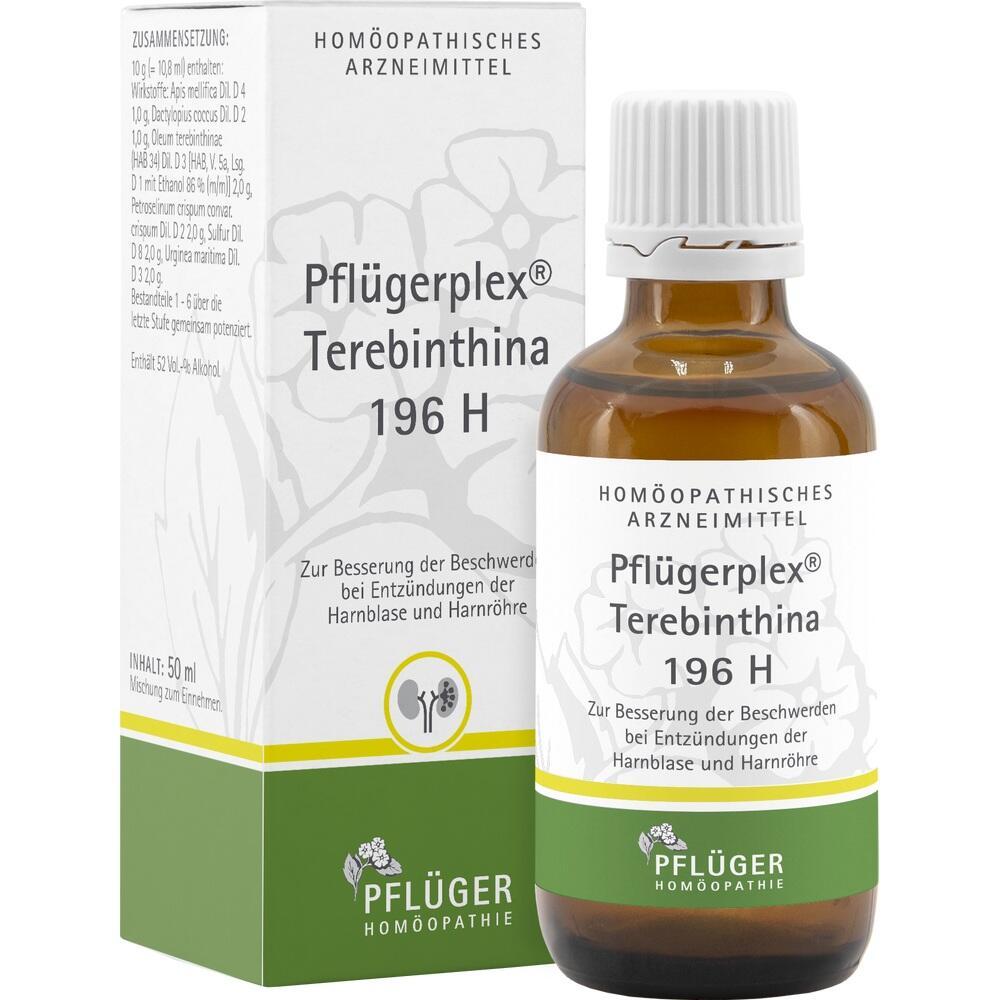02710800, Pflügerplex Terebinthina 196 H, 50 ML