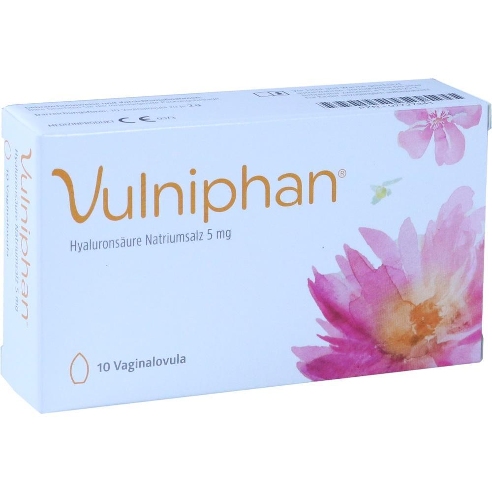 02727841, Vulniphan Vaginalovula, 10 ST