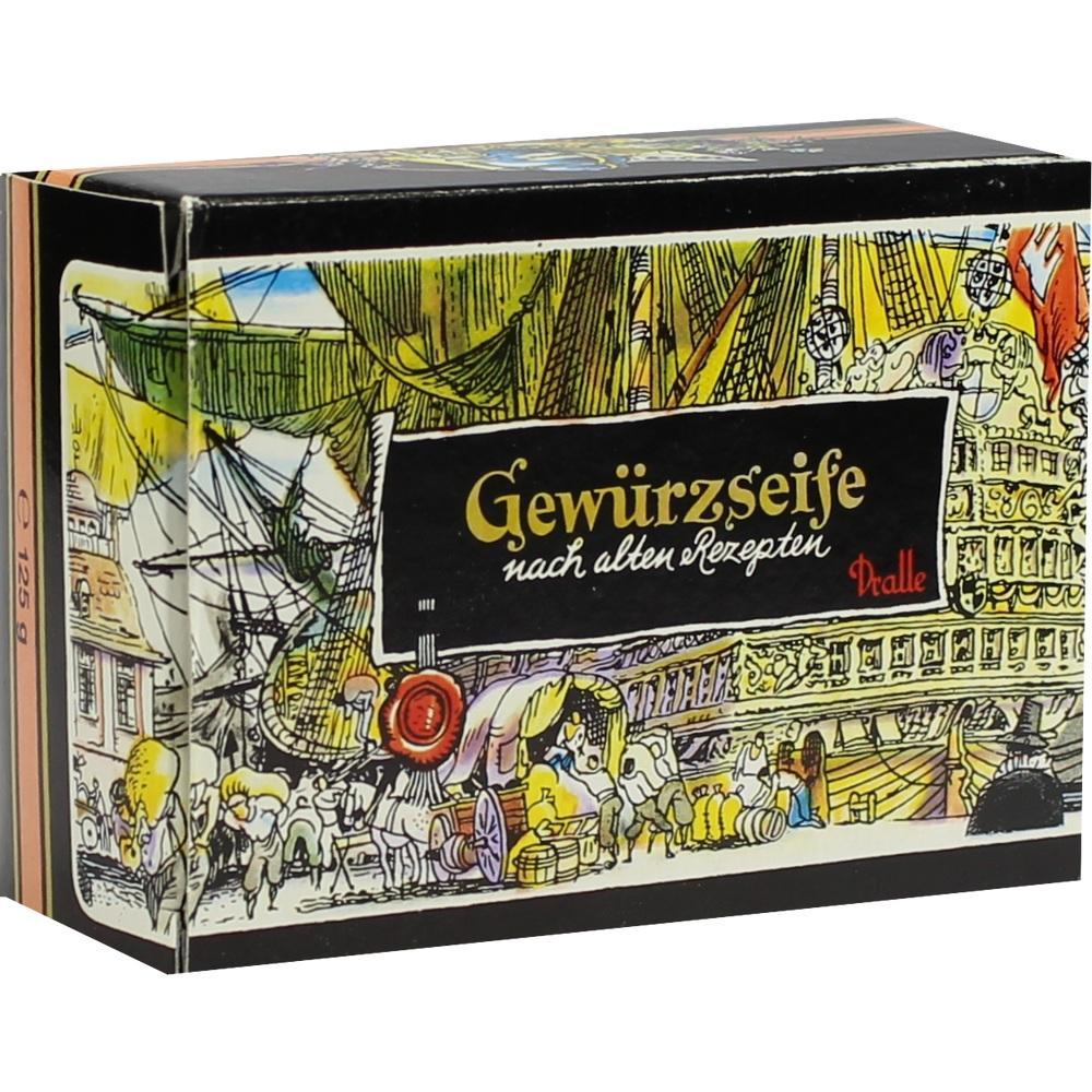 L'Oreal Deutschland GmbH Geschäftsbereich Garnier DRALLE GEWUERZSEIFE 02748375