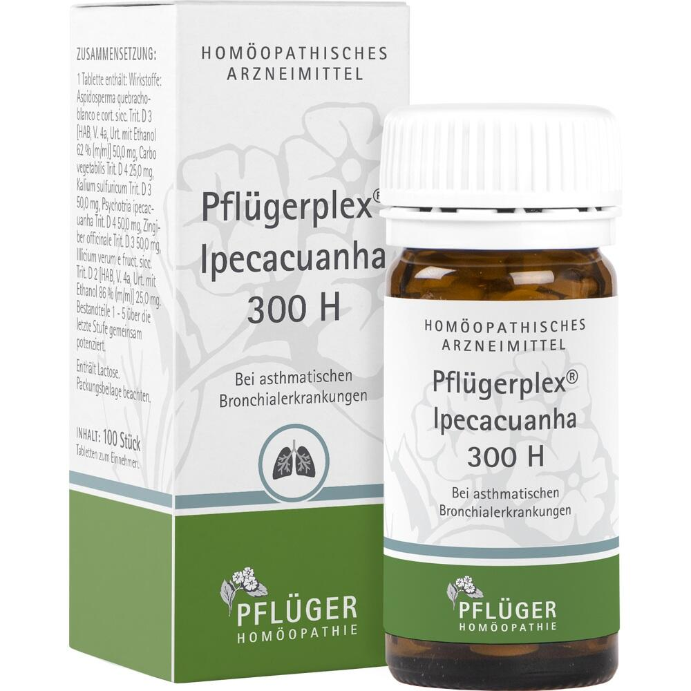 02749624, Pflügerplex Ipecacuanha 300 H, 100 ST