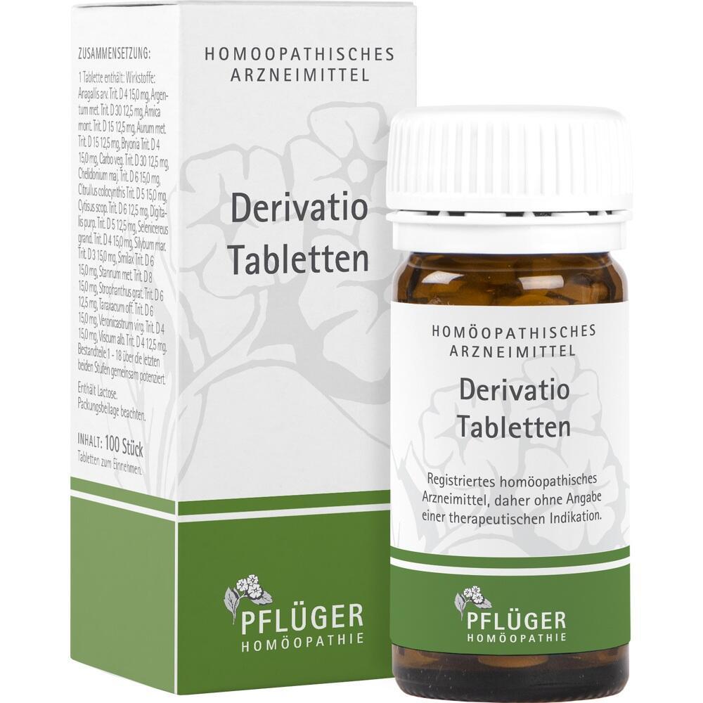 02782219, DERIVATIO Tabletten, 100 ST