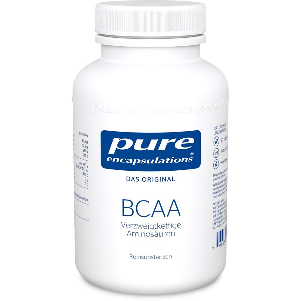 02792264, Pure Encapsulations BCAA (Verzweigtkettige AS), 90 ST