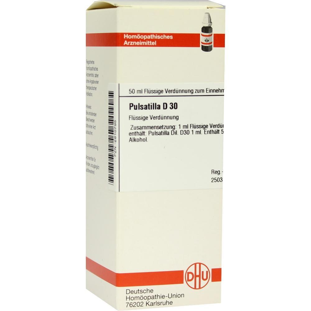 PULSATILLA D 30 Dilution