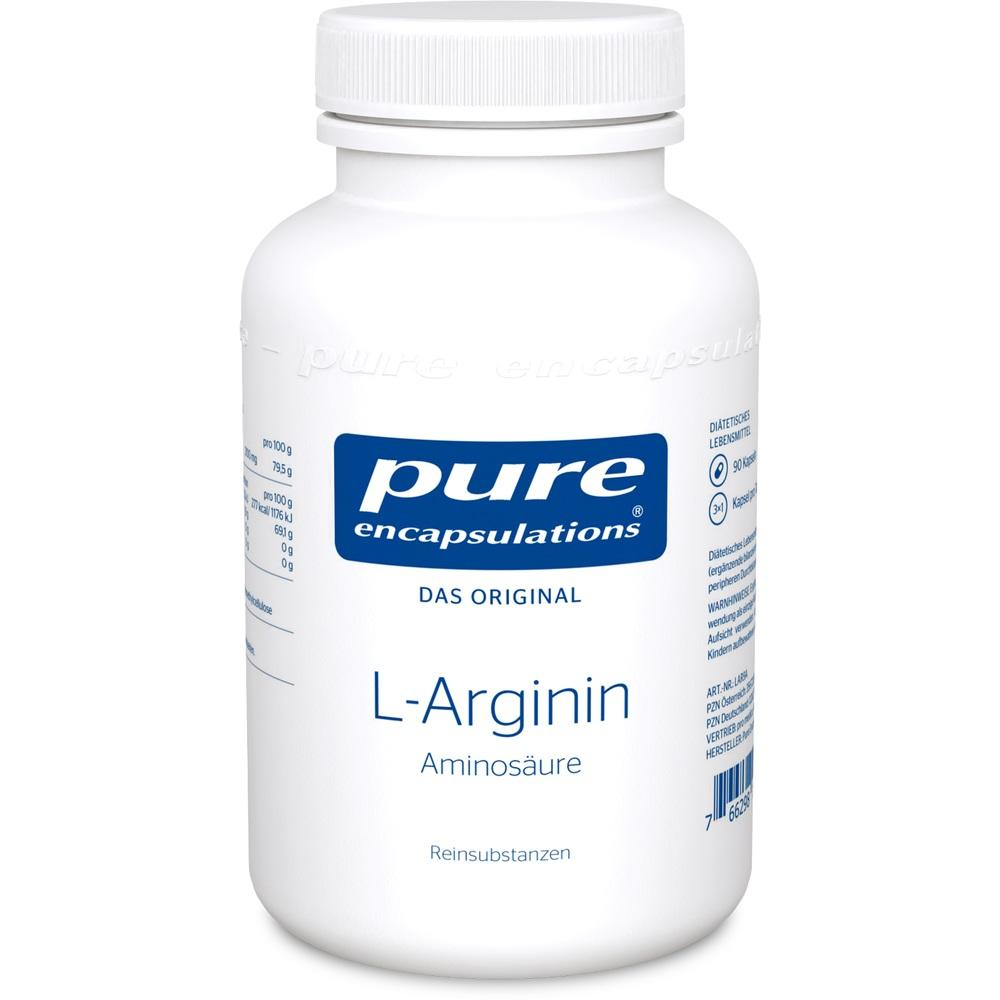 02827790, Pure Encapsulations L-Arginin, 90 ST