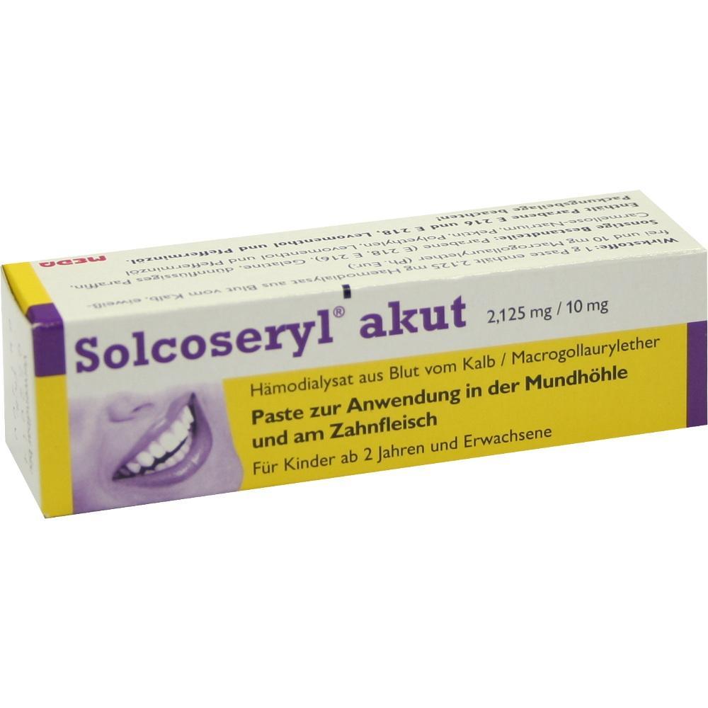 02848786, Solcoseryl akut, 5 G