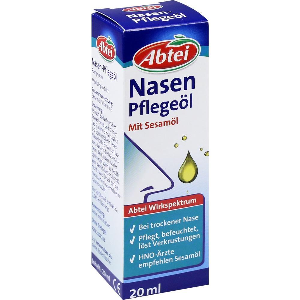 02859703, Abtei Nasenpflegeöl, 20 ML