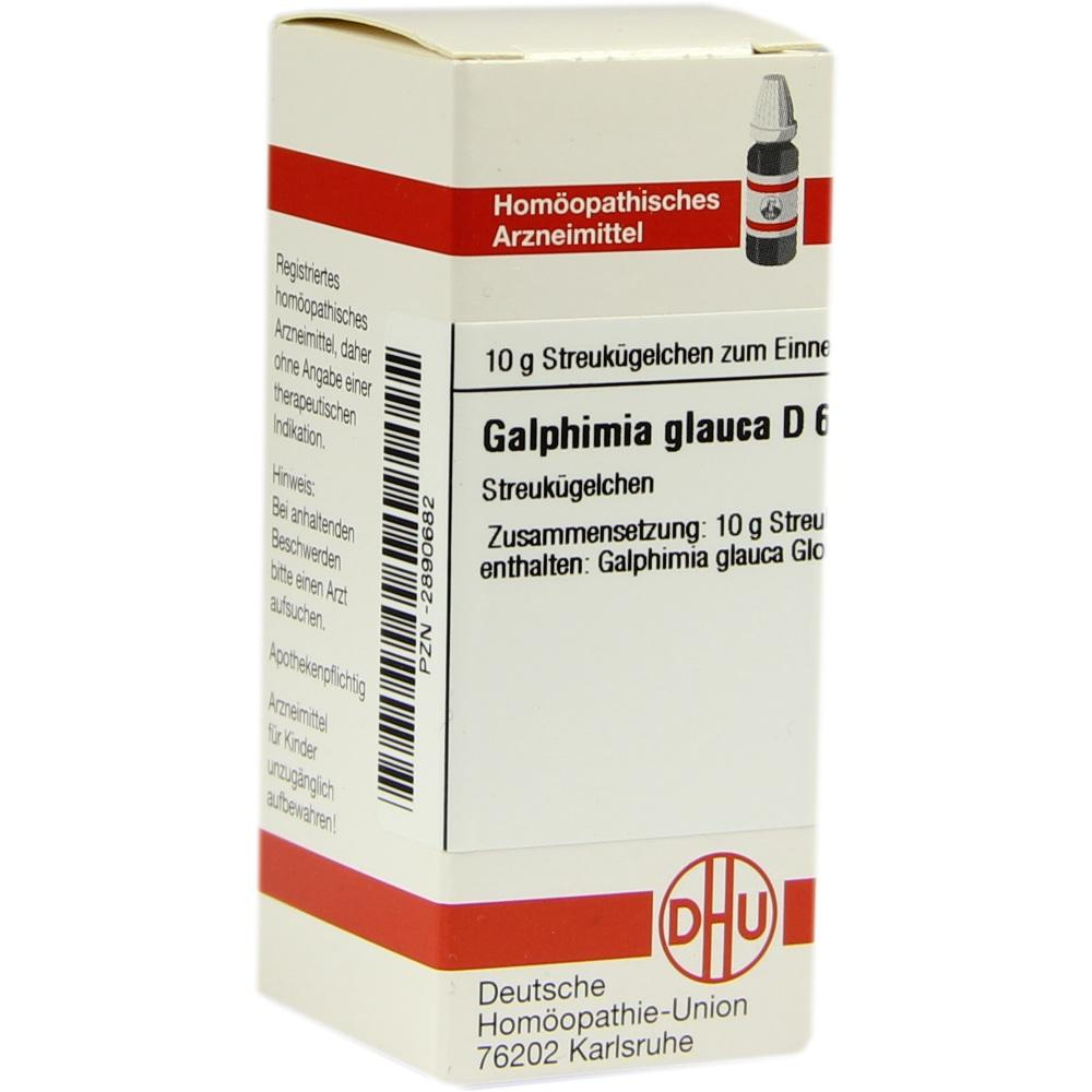 02890682, GALPHIMIA GLAUCA D 6, 10 G