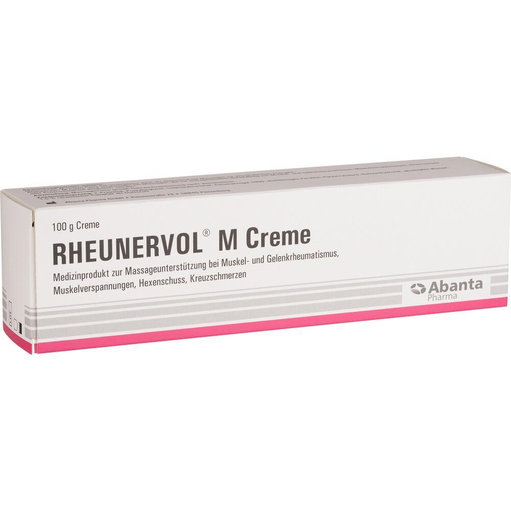 02912604, Rheunervol M Creme, 100 G