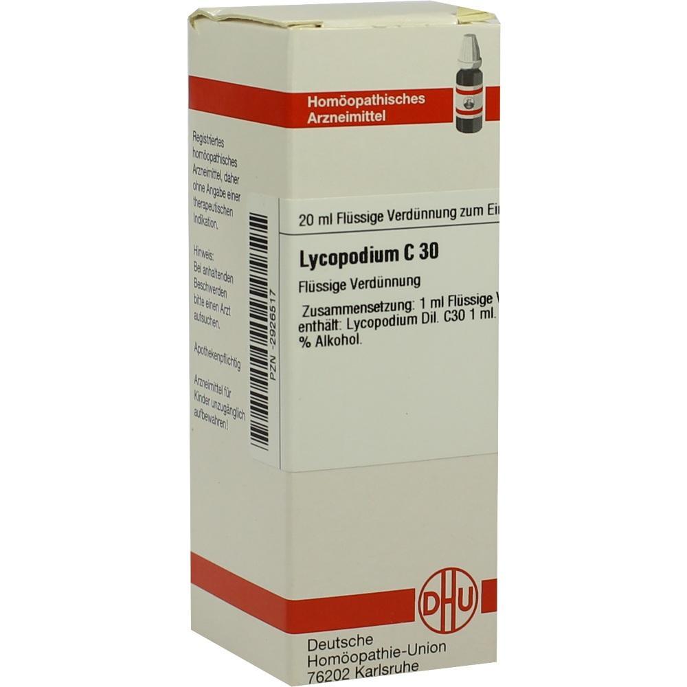 LYCOPODIUM C 30 Dilution