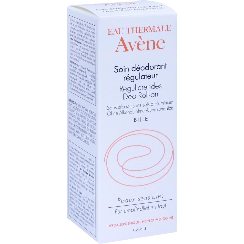 02937142, Avene Deo Roll on empfindliche Haut, 50 ML