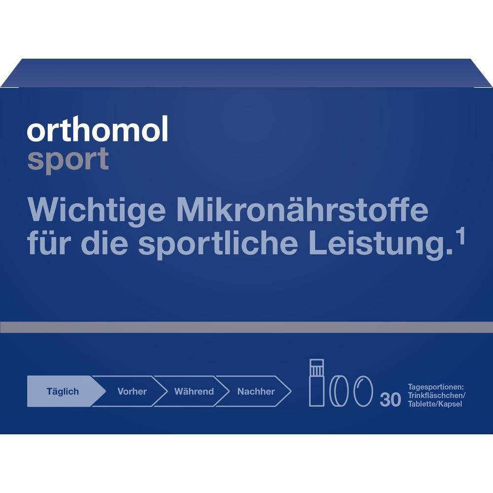 02943852, Orthomol Sport Trinkfläschchen, 30 ST