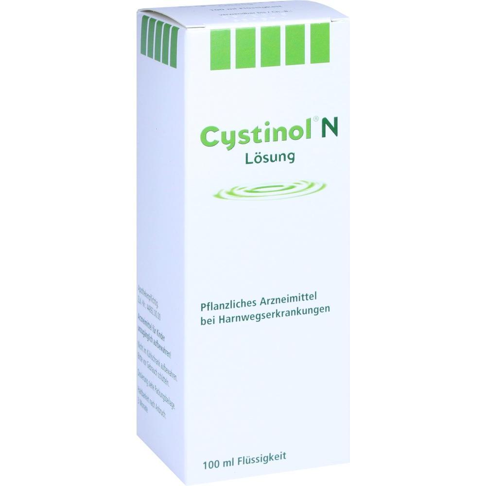 02948973, Cystinol N Lösung, 100 ML