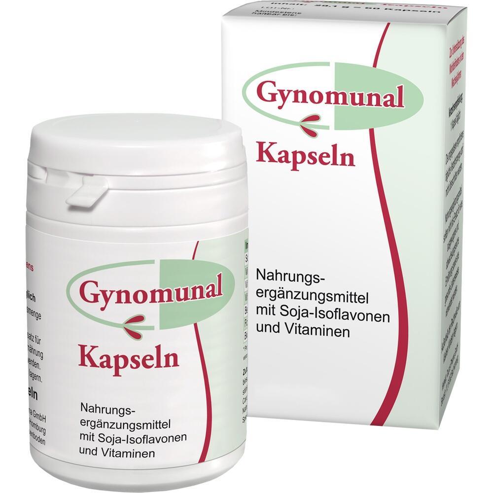 03008373, Gynomunal Kapseln, 60 ST