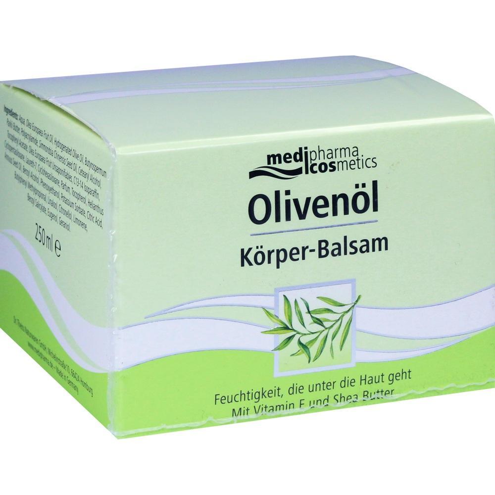 03024461, Olivenöl Körper-Balsam, 250 ML